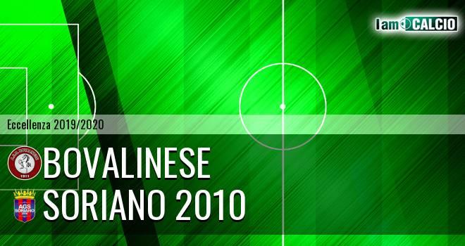 Bovalinese - Soriano 2010