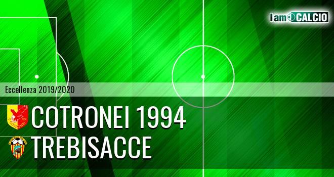 Cotronei 1994 - Trebisacce