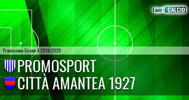 Promosport - Città Amantea 1927