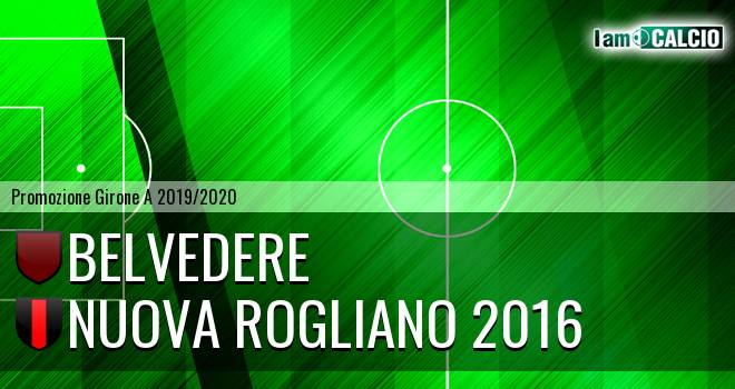 Belvedere - Nuova Rogliano 2016