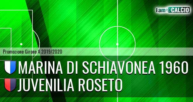 Marina Di Schiavonea - Juvenilia Roseto