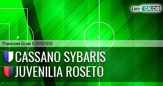 Cassano Sybaris - Juvenilia Roseto