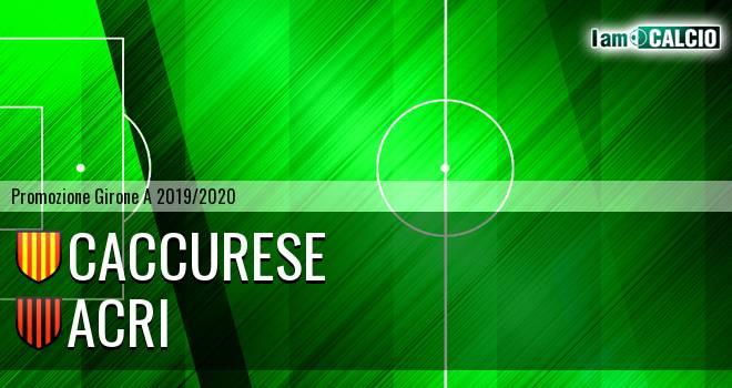 Caccurese - Acri