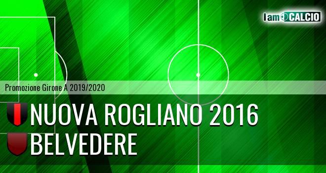 Nuova Rogliano 2016 - Belvedere