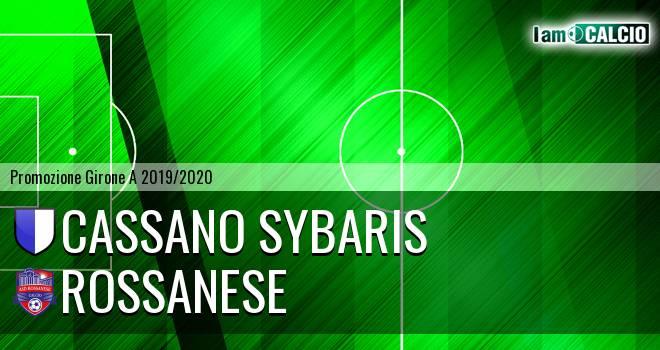 Cassano Sybaris - Rossanese