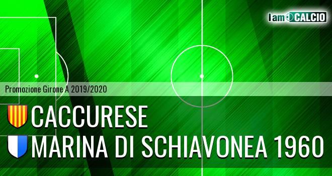 Caccurese - Marina Di Schiavonea