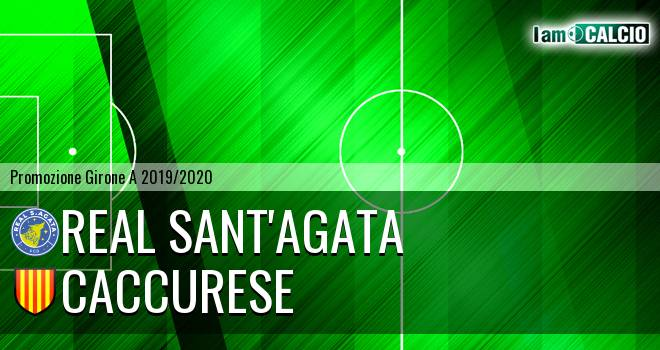 Real Sant'Agata - Caccurese