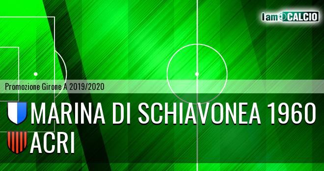 Marina Di Schiavonea - Acri