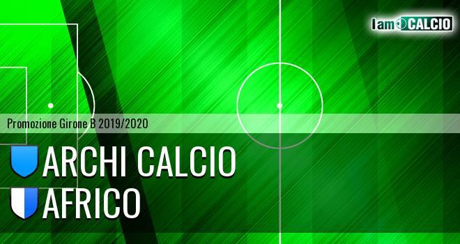Archi Calcio - Africo