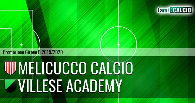 Melicucco Calcio - Villese Academy
