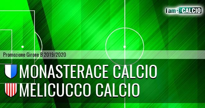Monasterace Calcio - Melicucco Calcio