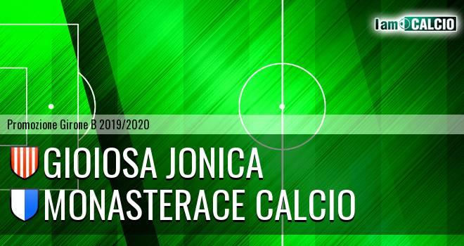 Gioiosa Jonica - Monasterace Calcio