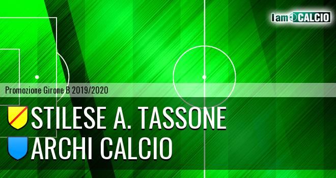 Stilese A. Tassone - Archi Calcio