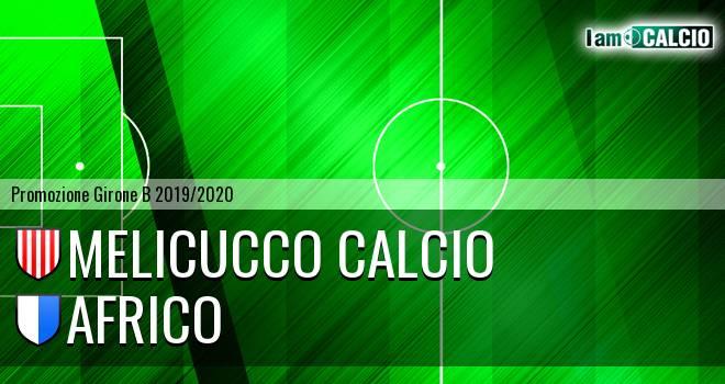 Melicucco Calcio - Africo