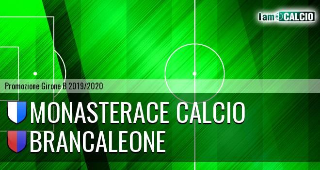 Monasterace Calcio - Brancaleone