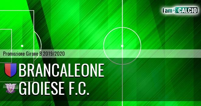 Brancaleone - Gioiese F.C.