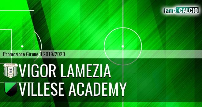 Sporting Catanzaro Lido - Villese Academy