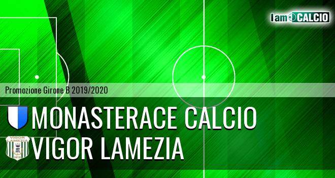 Monasterace Calcio - Sporting Catanzaro Lido
