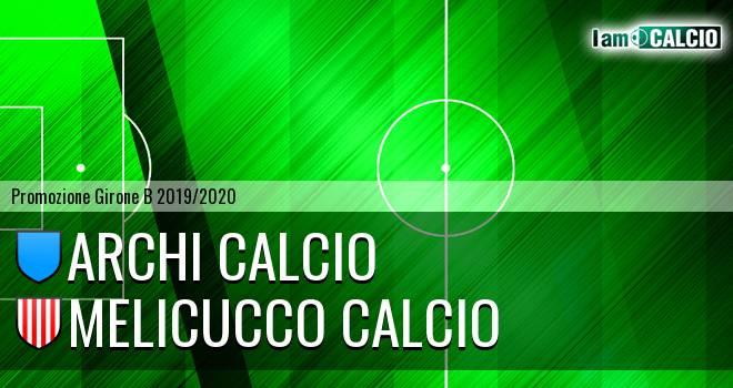Archi Calcio - Melicucco Calcio