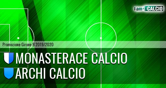 Monasterace Calcio - Archi Calcio