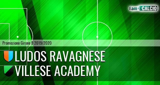 Ludos Ravagnese - Villese Academy