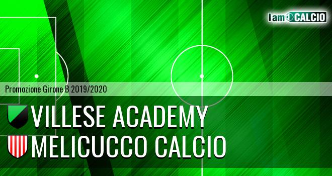 Villese Academy - Melicucco Calcio