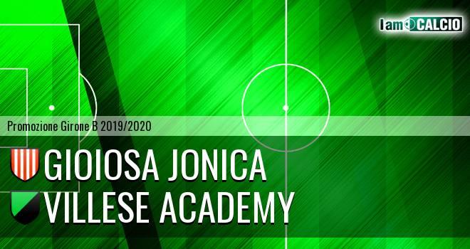 Gioiosa Jonica - Villese Academy