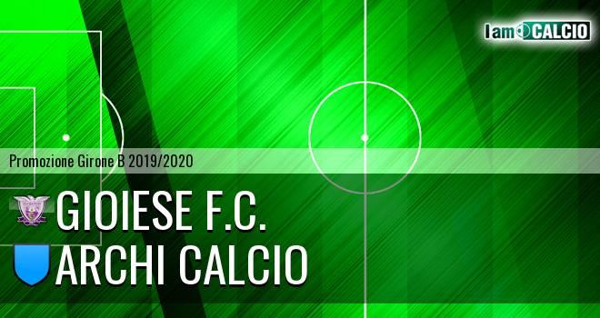 Gioiese F.C. - Archi Calcio