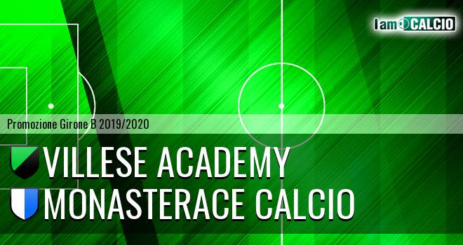 Villese Academy - Monasterace Calcio