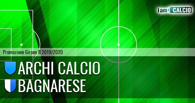 Archi Calcio - Bagnarese