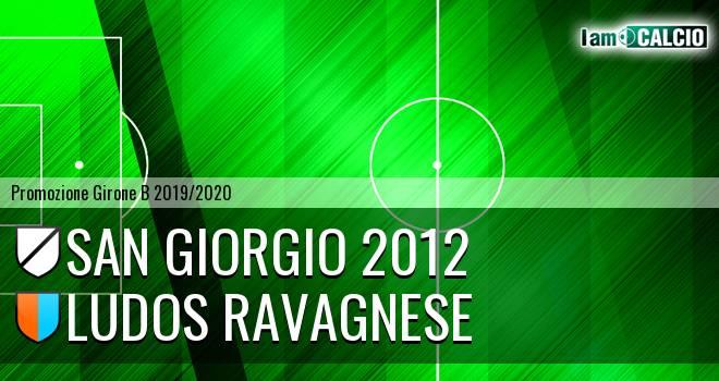 San Giorgio 2012 - Ludos Ravagnese