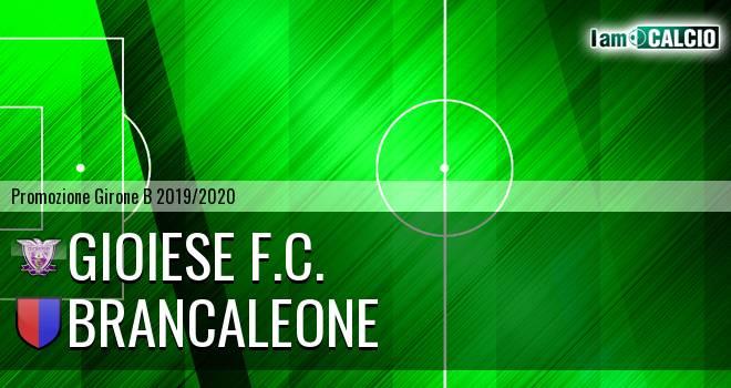 Gioiese F.C. - Brancaleone