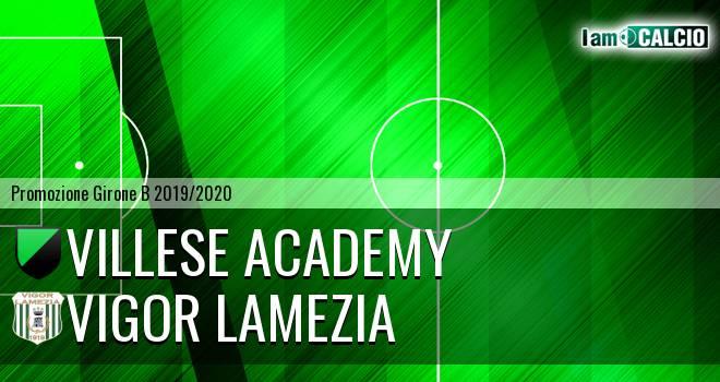Villese Academy - Sporting Catanzaro Lido