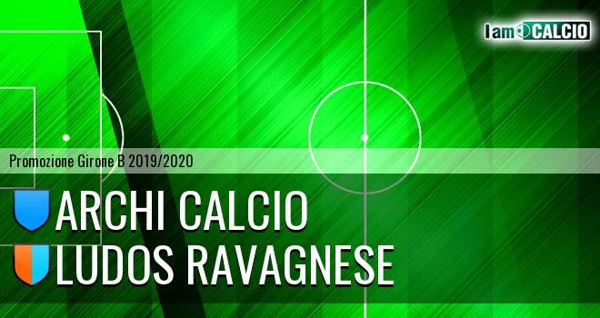 Archi Calcio - Ludos Ravagnese