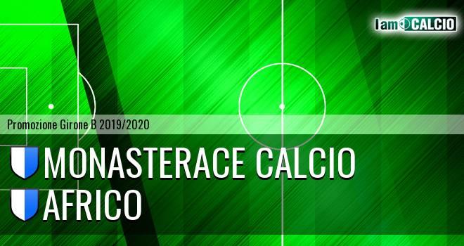 Monasterace Calcio - Africo