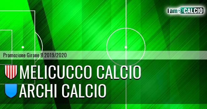 Melicucco Calcio - Archi Calcio