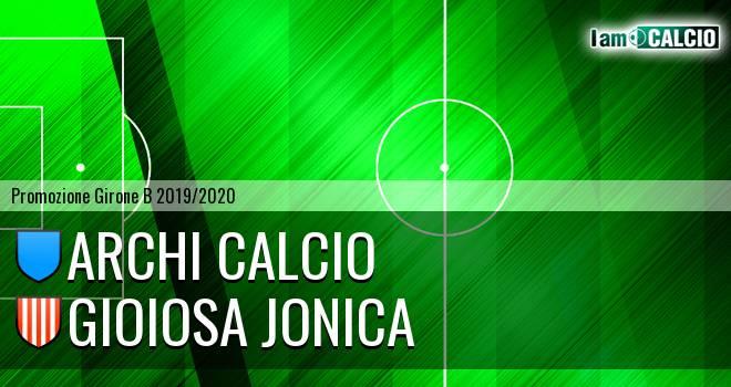Archi Calcio - Gioiosa Jonica