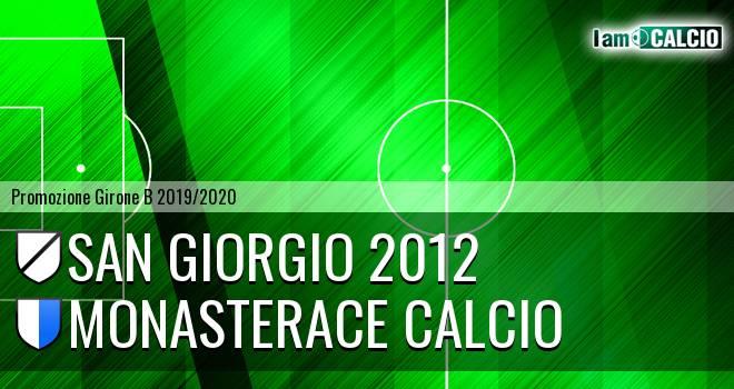 San Giorgio 2012 - Monasterace Calcio