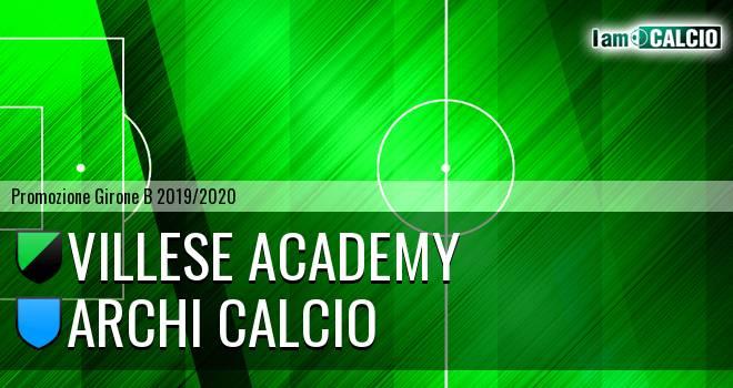 Villese Academy - Archi Calcio