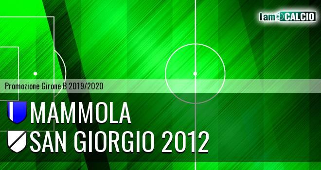 Mammola - San Giorgio 2012
