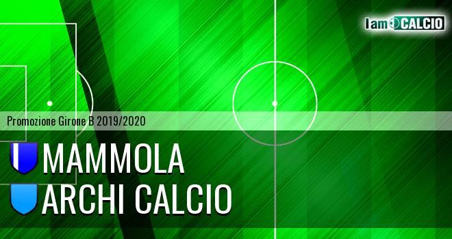 Mammola - Archi Calcio