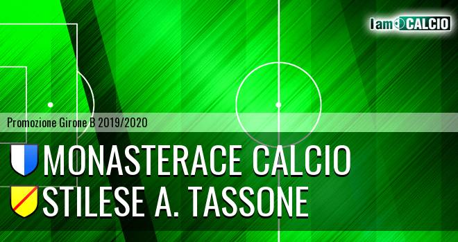 Monasterace Calcio - Stilese A. Tassone