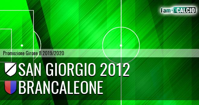 San Giorgio 2012 - Brancaleone