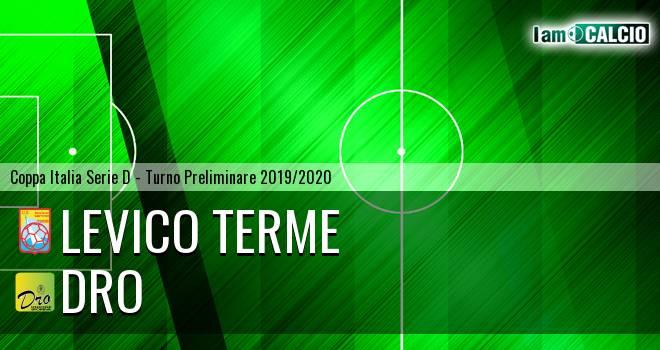 Levico Terme - Dro Alto Garda