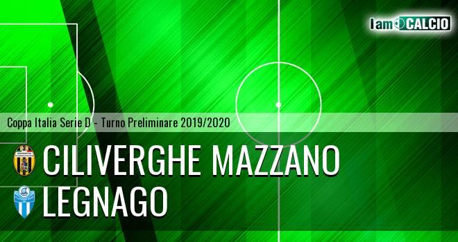 Ciliverghe Mazzano - Legnago