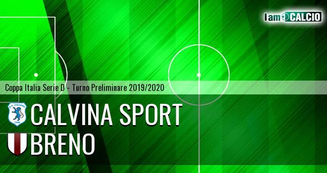 Calvina Sport - Breno