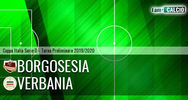 Borgosesia - Verbania