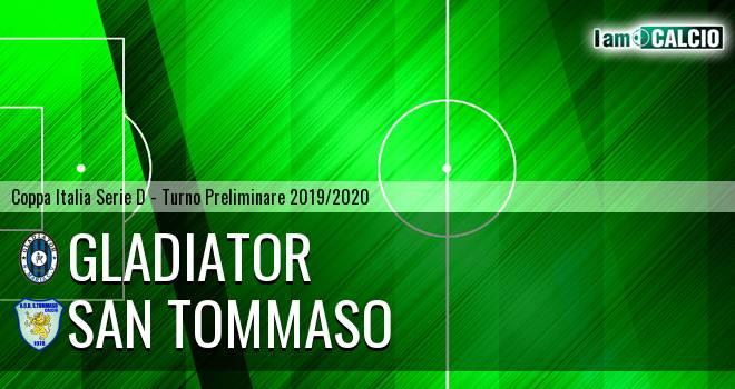Gladiator - San Tommaso