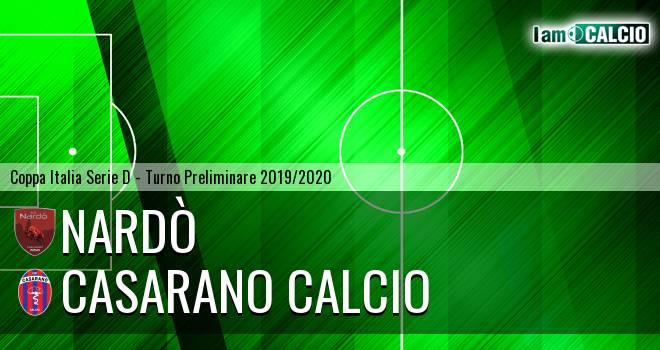 Nardò - Casarano Calcio
