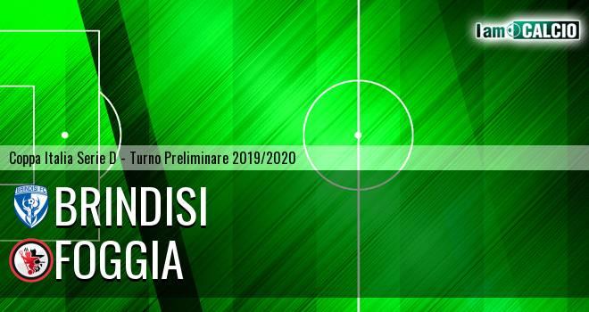 Brindisi - Foggia